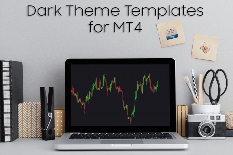 Dark Theme Templates for Metatrader 4 Charts MT4.png